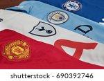 bangkok  thailand   august 5 ... | Shutterstock . vector #690392746