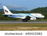 samui island thailand  24 may... | Shutterstock . vector #690423382