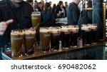 dublin  ireland   feb 15  2014  ... | Shutterstock . vector #690482062