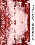 old grunge wall texture | Shutterstock . vector #690577612