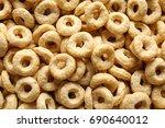 Tasty Corn Rings  Closeup