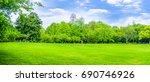woods  | Shutterstock . vector #690746926