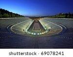The Panathenaic Stadium  ...