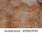 coarse cement surface with...   Shutterstock . vector #690823945