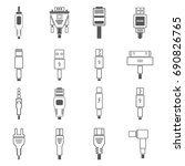 Electric Plug  Connectors And...