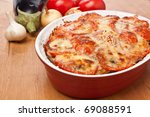 Casserole Dish With Classic...