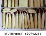 breast milk storage bags for... | Shutterstock . vector #690942256