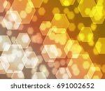 orange light background | Shutterstock . vector #691002652