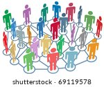 company club or other group of... | Shutterstock .eps vector #69119578