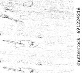 grunge texture black and white. ... | Shutterstock . vector #691224316