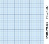 vector millimeter paper | Shutterstock .eps vector #69134287