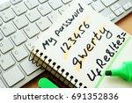 password management. weak and...