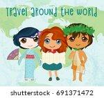 different ethnicities children
