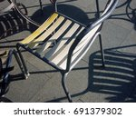 Yellow Chair And Shadow Chaos ...