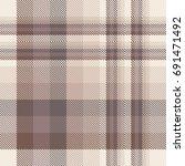 seamless tartan plaid pattern....   Shutterstock .eps vector #691471492