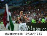 rio de janeiro  brazil august 5 ... | Shutterstock . vector #691644352