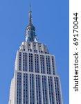 new york   jan 16   empire... | Shutterstock . vector #69170044