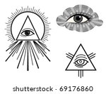 The Eye Of Providence   Symbol...