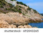 nice  france | Shutterstock . vector #692043265