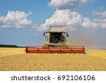 dobrich  bulgaria   july 13 ...   Shutterstock . vector #692106106