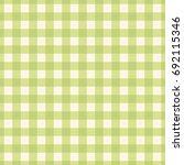 green plaid seamless pattern.    Shutterstock .eps vector #692115346