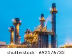 oil and gas refinery  industry | Shutterstock . vector #692176732