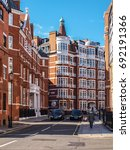 Small photo of LONDON, UNITED KINGDOM- CIRCA OCTOBER, 2012: Ambassador district of London