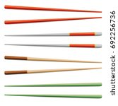 Chopsticks Vector Set....