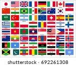 World Flag Icons   English...