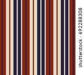retro usa color fashion style... | Shutterstock .eps vector #692288308