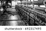 Wool Mill Machinery