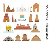 India Architecture Objects...
