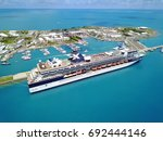 celebrity summit at royal naval ... | Shutterstock . vector #692444146