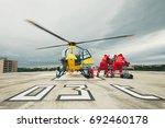 hradec kralove  czech republic  ... | Shutterstock . vector #692460178