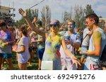 odessa  ukraine   august 5 ... | Shutterstock . vector #692491276