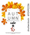 Autumn Sale. Fall Season Sale...