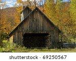 Autumn Vermont Sugar Shack...