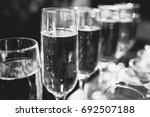 champagne | Shutterstock . vector #692507188