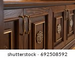 furniture | Shutterstock . vector #692508592