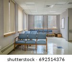 empty waiting room | Shutterstock . vector #692514376