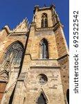 st martin's church in colmar.... | Shutterstock . vector #692522542