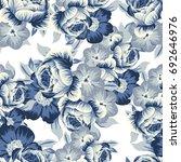 abstract elegance seamless... | Shutterstock . vector #692646976
