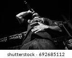 moscow   3 august 2017 concert... | Shutterstock . vector #692685112