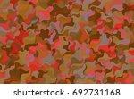 dark purple vector blurry... | Shutterstock .eps vector #692731168