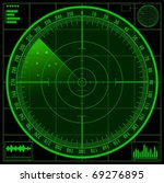 radar screen. vector eps10. no...