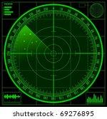 radar screen. vector eps10. no...