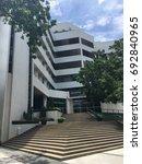 bangkok  thailand   august 9 ... | Shutterstock . vector #692840965