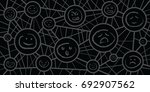 vector illustration for... | Shutterstock .eps vector #692907562