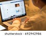 bangkok  thailand   may 27 ... | Shutterstock . vector #692942986