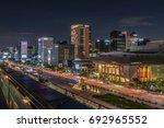 seoul  south korea  june  24 ... | Shutterstock . vector #692965552